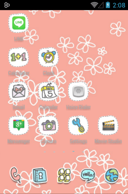TossyWay Icon Pack Android Theme Image 3