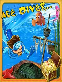 Ace Diver Java Game Image 1