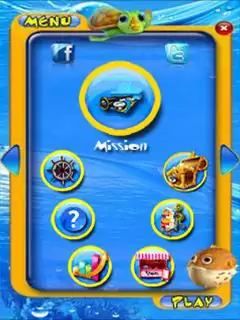 Ace Diver Java Game Image 2