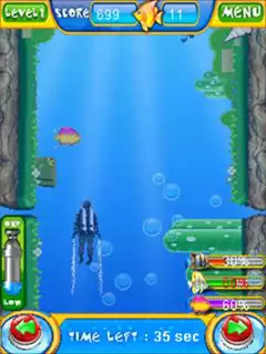 Ace Diver Java Game Image 4