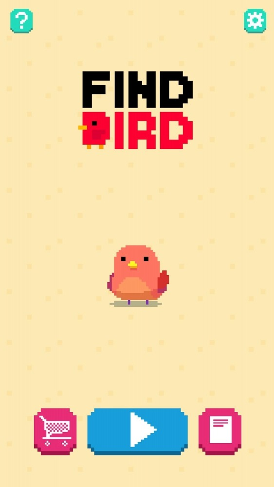 Find Bird - Match Puzzle Android Game Image 1