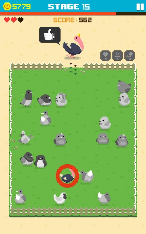 Find Bird - Match Puzzle Android Game Image 2