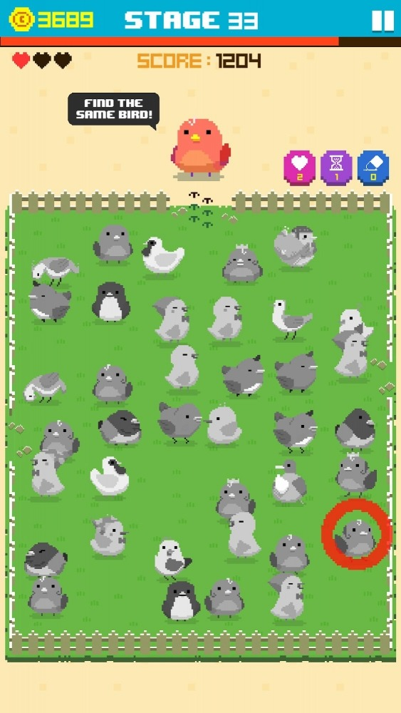 Find Bird - Match Puzzle Android Game Image 4