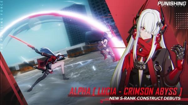 Punishing: Gray Raven Android Game Image 2