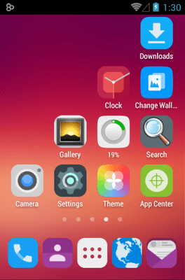 Adastra Icon Pack Android Theme Image 3