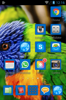 Annt Icon Pack Android Theme Image 3