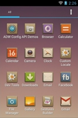 Ligna Icon Pack Android Theme Image 3