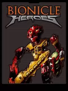 LEGO Bionicle Heroes Java Game Image 1