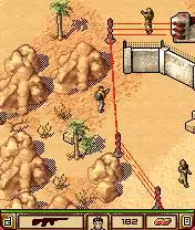 Operation Critical Java Game Image 2