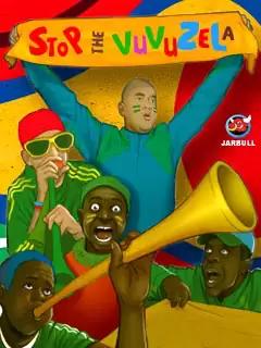 Stop The Vuvuzela Java Game Image 1