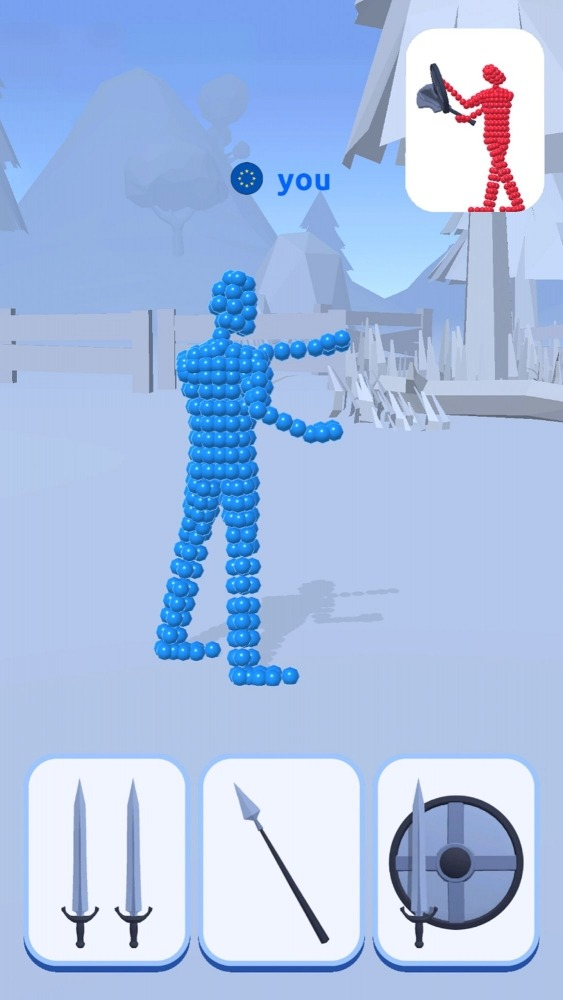 Angle Fight 3D Android Game Image 2