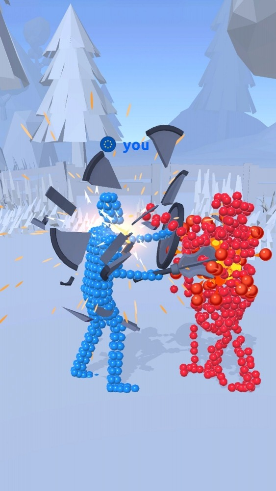 Angle Fight 3D Android Game Image 3