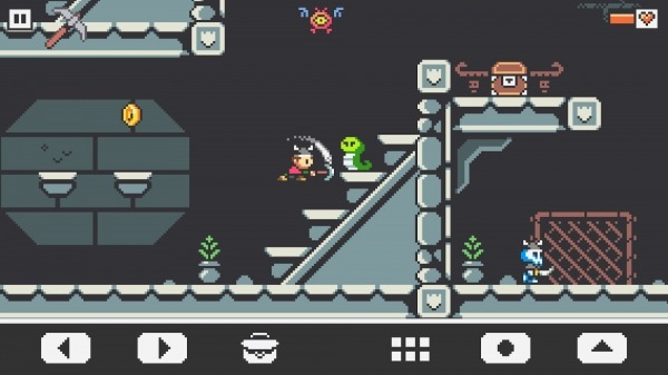 Birk's Adventure Android Game Image 2