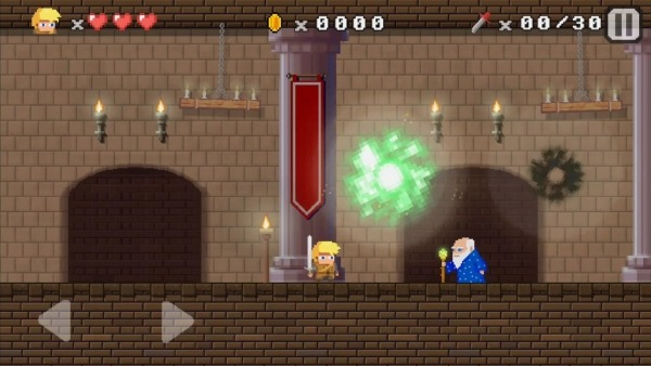 Kingdom Of Arcadia Android Game Image 1