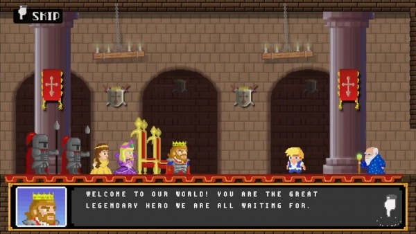 Kingdom Of Arcadia Android Game Image 4