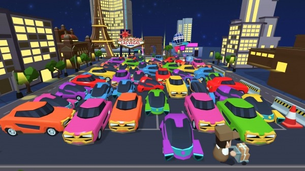 Parking Master 3D Android Game Image 1