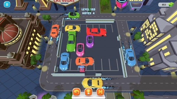 Parking Master 3D Android Game Image 2