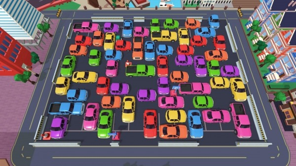 Parking Master 3D Android Game Image 4