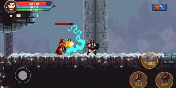 Soul Essence: Adventure Platformer Game Android Game Image 3