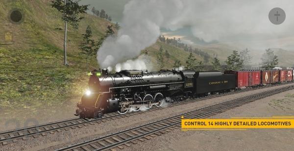 Trainz Simulator 3 Android Game Image 2