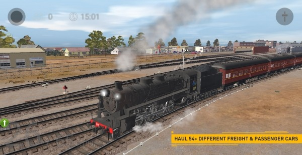Trainz Simulator 3 Android Game Image 3