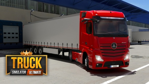 Truck Simulator : Ultimate Android Game Image 1