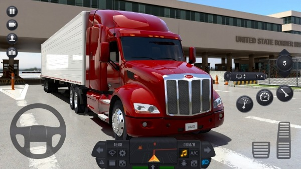 Truck Simulator : Ultimate Android Game Image 2