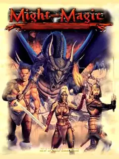 Might And Magic Java Game Image 1