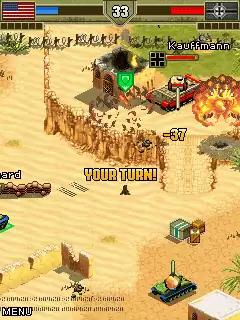 Panzer General Java Game Image 2