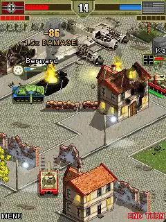 Panzer General Java Game Image 4