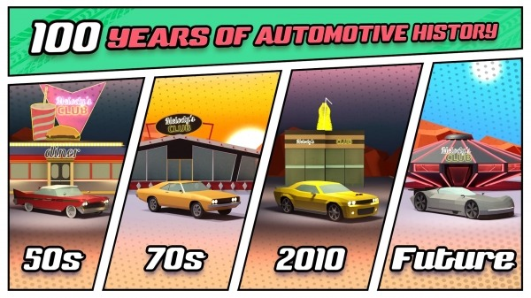 Car Drift: Racing History & Cars Battle Fight Android Game Image 1