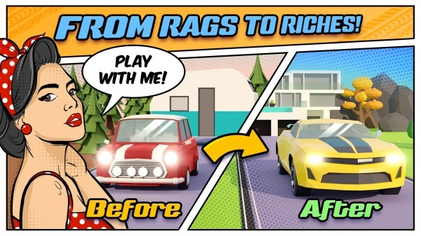 Car Drift: Racing History & Cars Battle Fight Android Game Image 2