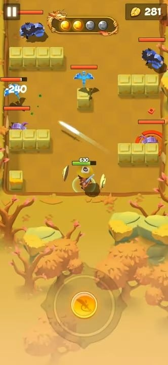 Hero Rush: Adventure RPG Android Game Image 2
