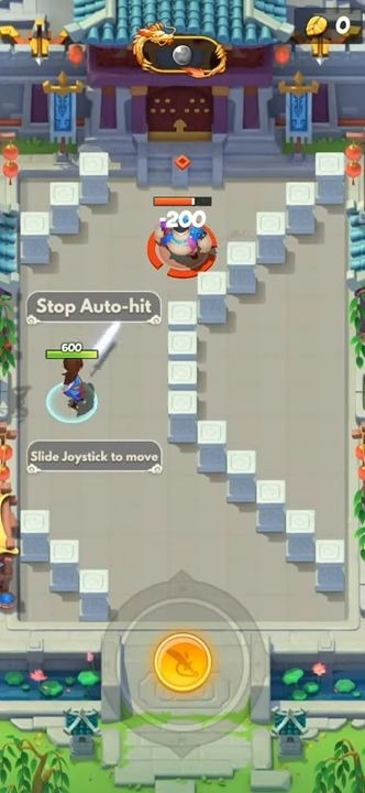 Hero Rush: Adventure RPG Android Game Image 4