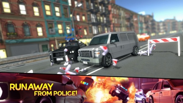 Crime Corp. Android Game Image 4