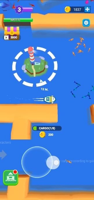 Fishing Life: Idle Tycoon Android Game Image 2