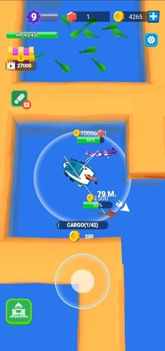 Fishing Life: Idle Tycoon Android Game Image 4