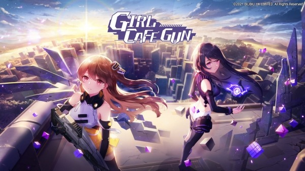 Girl Cafe Gun Android Game Image 1