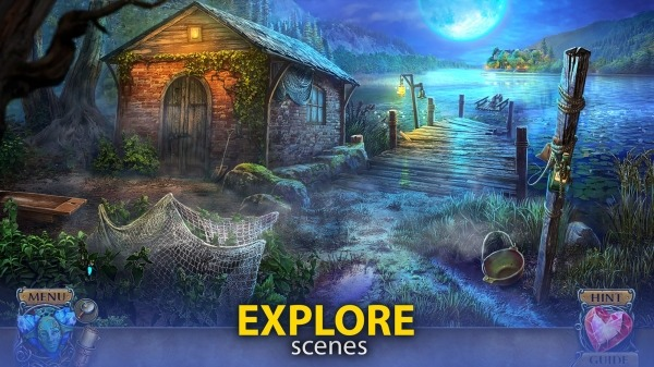 Hidden Objects - Immortal Love: Miracle Price Android Game Image 2