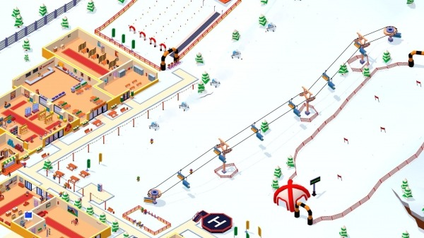Ski Resort: Idle Tycoon - Idle Snow! Android Game Image 3