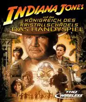 Indiana Jones And The Kingdom Of The Crystal Skull Java Game Image 1