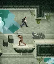 Indiana Jones And The Kingdom Of The Crystal Skull Java Game Image 4