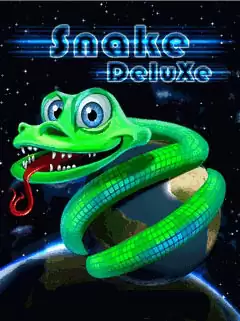 Snake Deluxe In Space Java Game Image 1