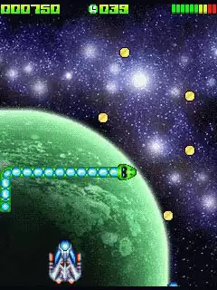 Snake Deluxe In Space Java Game Image 4