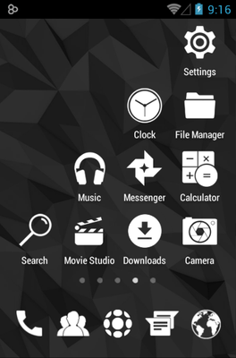 Whicons Icon Pack Android Theme Image 3