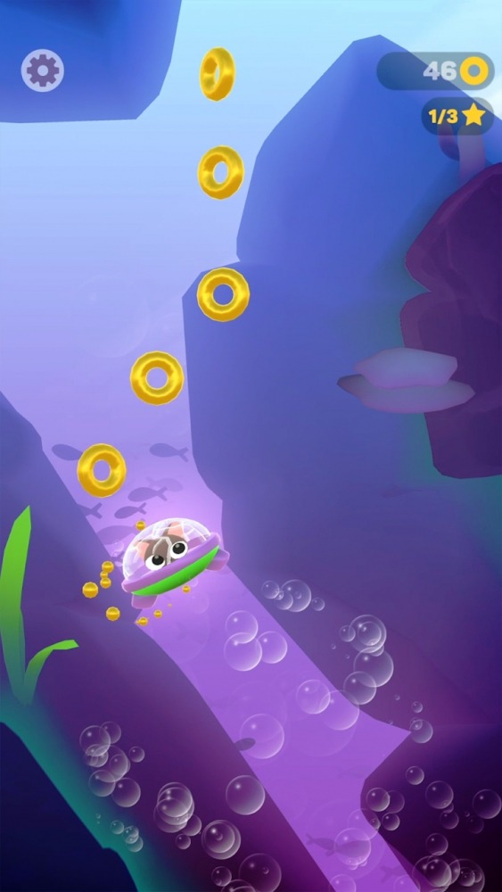 Bathyscat Android Game Image 2