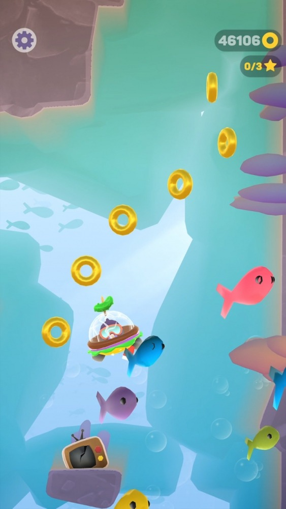 Bathyscat Android Game Image 3