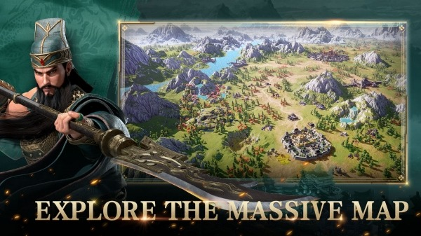 Epic War: Thrones Android Game Image 2