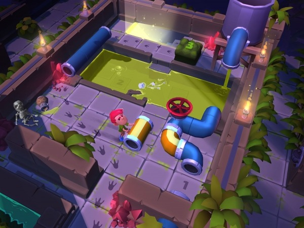 Puzzle Adventure: Solve Mystery 3D Logic Riddles Android Game Image 2