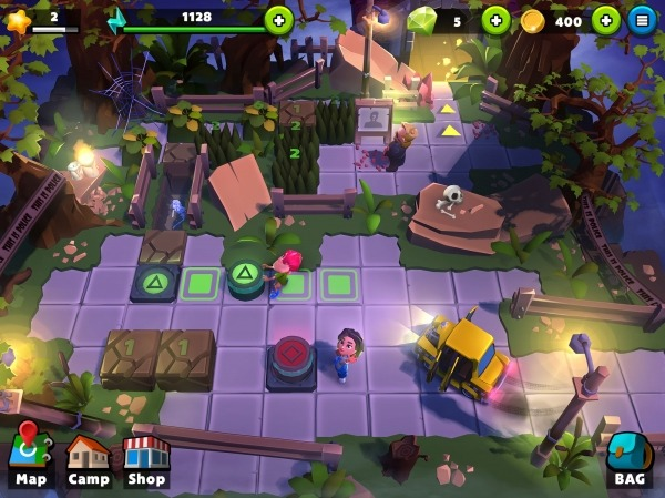 Puzzle Adventure: Solve Mystery 3D Logic Riddles Android Game Image 3